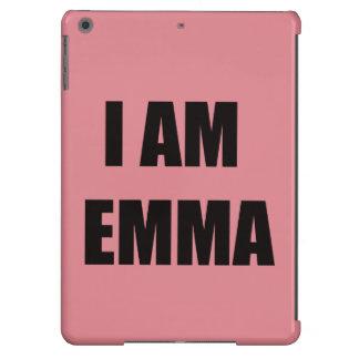 I AM EMMA CASE FOR iPad AIR