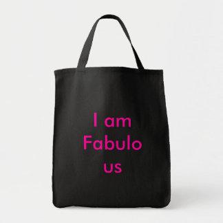 I am Fabulous Tote Bag