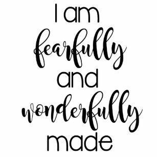 0c9de98953dc4 Fearfully And Wonderfully Made T-Shirts - T-Shirt Design & Printing ...