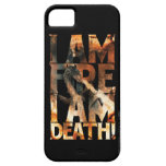 I Am Fire I Am Death! iPhone SE/5/5s Case