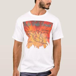I Am Frankie Scrapmetal art work T-Shirt