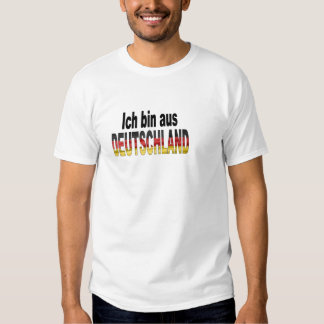 I am from Germany T-shirt