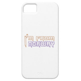 I am from Norway. iPhone 5 Case