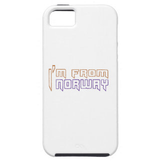 I am from Norway. iPhone 5 Cover