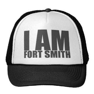 I am Ft. Smith Trucker Hat