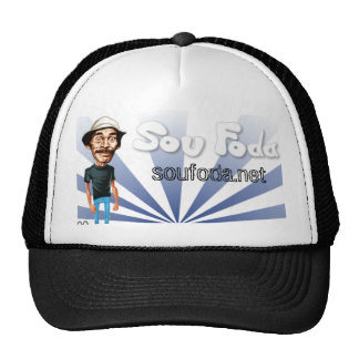 I am Fuck Trucker Hat