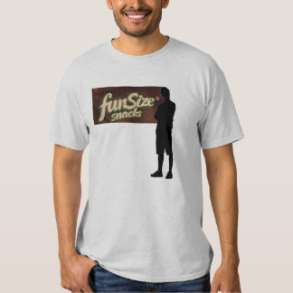 """I am FUN SIZED"" sillouette Shirt"