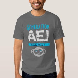 I Am Generation AEJ Tee