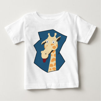 I am Giraffe Baby T-Shirt