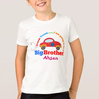 I am going to be a big brother tee shirt