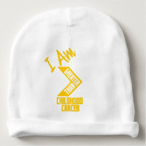 I Am Greater Than... Baby Beanie