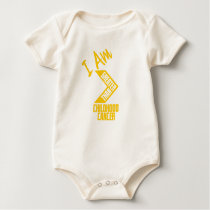 I Am Greater Than... Baby Bodysuit