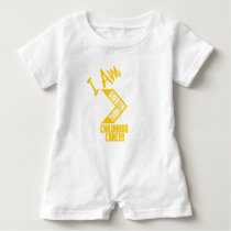 I Am Greater Than... Baby Romper