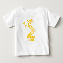 I Am Greater Than... Baby T-Shirt