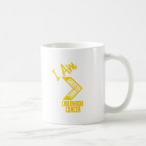 I Am Greater Than Vertical Coffee Mug