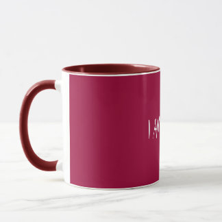 i AM GREATER THAN YOU Mug