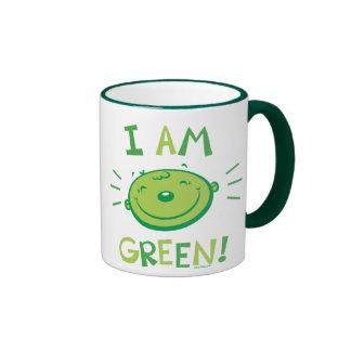 I am Green! MUG