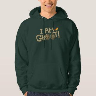 """""""I Am Groot"""" Emoji Hoodie"""