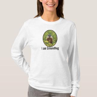 I am Groundhog T-Shirt