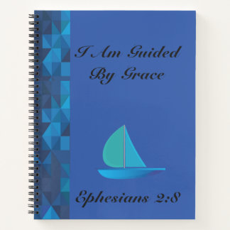 I Am Guided By Grace Journal
