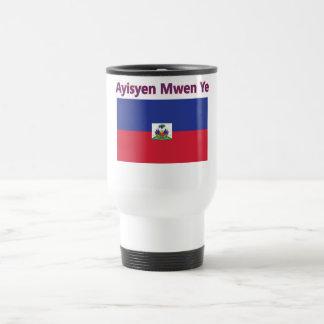I Am Haitian Travel Mug