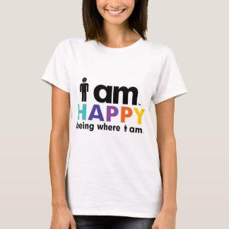 I Am Happy Being Gay & Okay T-Shirt