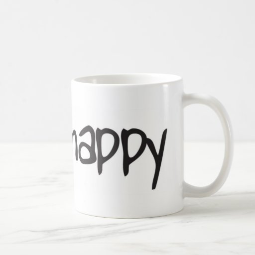 I am happy coffee mugs