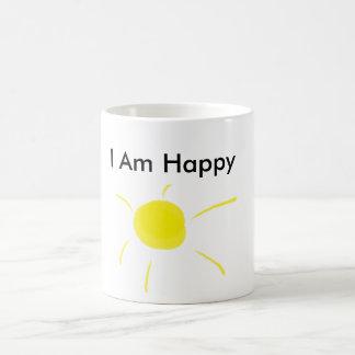 I Am Happy Sunshine Mug