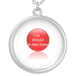 I Am Healed Necklace