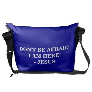 I AM HERE! COURIER BAG