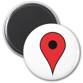 I am here magnet