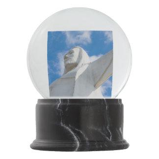 I Am Here Snow Globe