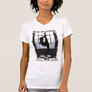 I am here to live out loud. , I am a... T-Shirt