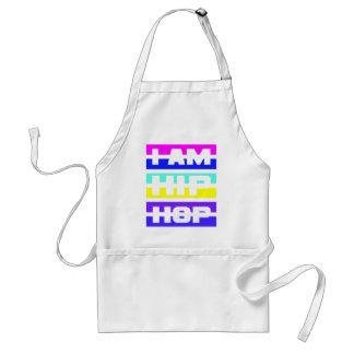 I Am Hip Hop apron
