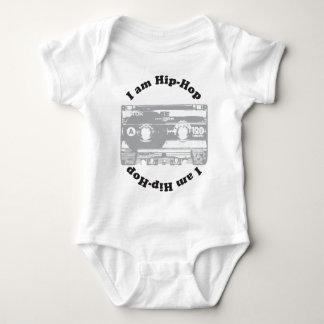 I Am Hip-Hop Baby Bodysuit