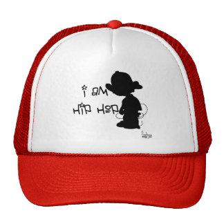 I am Hip Hop Trucker Hat