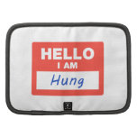 I Am Hung Planner