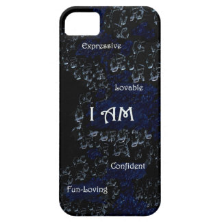 I AM II ... iPhone 5/5S Case for Positive Thinkers