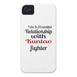 I Am In A Committed Relationship With Kuntao Fight Case-Mate iPhone 4 Case