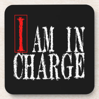 I am In Charge Coaster