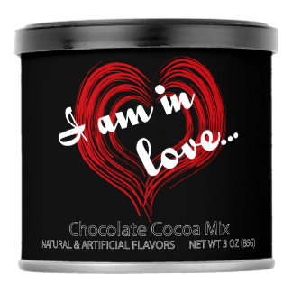 I am in love... hot chocolate drink mix