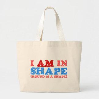 I am in shape bag