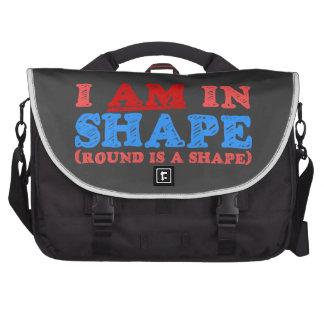 I am in shape laptop computer bag