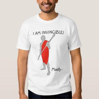 I AM INVINCIBLE! T-Shirt