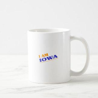 I am Iowa shirts Coffee Mugs
