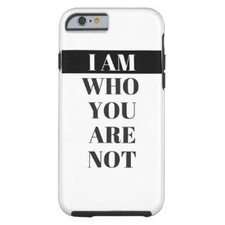 """I Am"" iPhone Case"