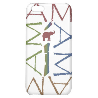 I AM CASE FOR iPhone 5C