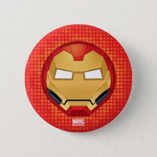 """I Am Iron Man"" Emoji Button"