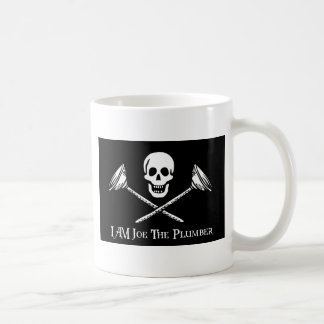 I Am Joe The Plumber Flag Coffee Mug
