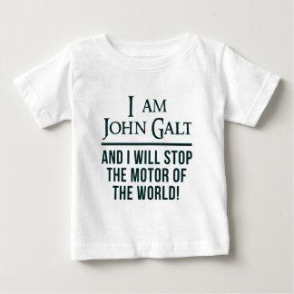 I Am John Galt Baby T-Shirt